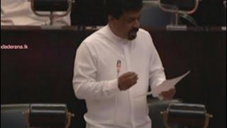 JVP questions removal of Asoka Peiris as chairman of Lanka Mineral Sands