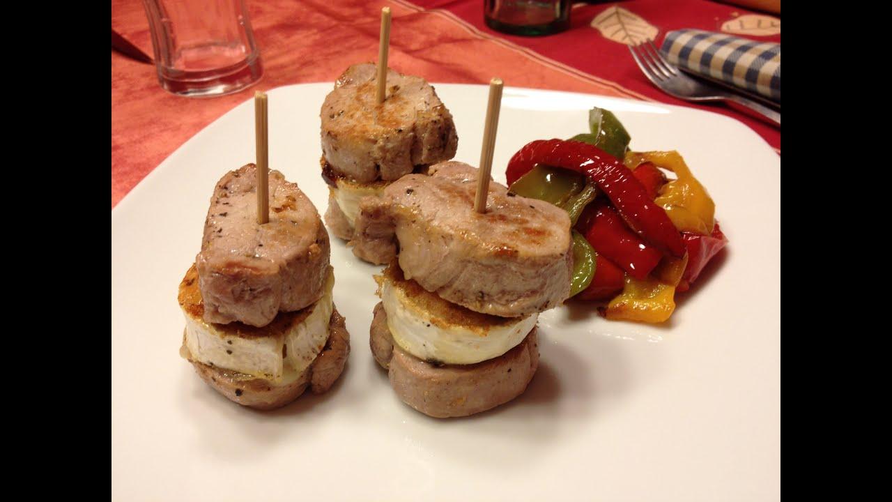 Solomillo de cerdo con queso de cabra youtube - Solomillo de ternera al horno con mostaza ...
