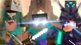 """Feel Invincible""-A Minecraft EGMV"