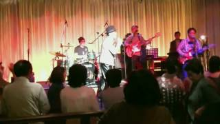 バンド創立20周年記念ライブ。