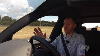 BMW X5 M50d v Range Rover Sport Supercharged Video   motoring com au