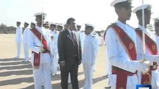 Dunya News-Navy Passing Out Parade in Karachi