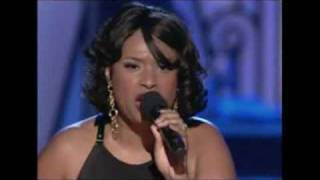 "Jennifer Hudson Singing ""Over The Rainbow"""