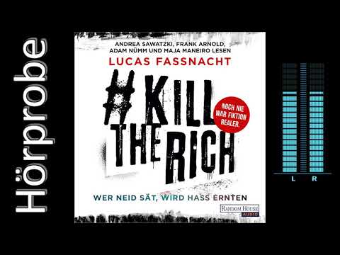 #KillTheRich YouTube Hörbuch Trailer auf Deutsch