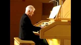 DOROTHY YOUNG RIESS Organist, J.S. Bach - Kyrie, Gott heiliger Geist BWV 671