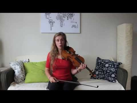 How to play celtic ornamentation on the fiddle!