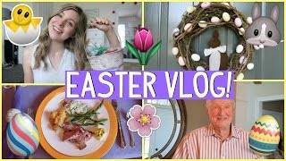 Spend Easter With Me 2017! | Easter Vlog 2017 + Giveaway Winner!