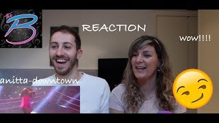 ANITTA - DOWNTOWN Live REACTION!!!! [THE BABES]