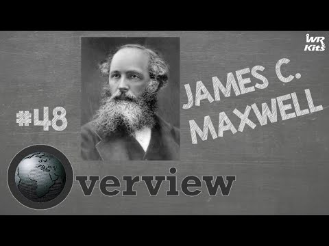 JAMES CLERK MAXWELL | Overview #48