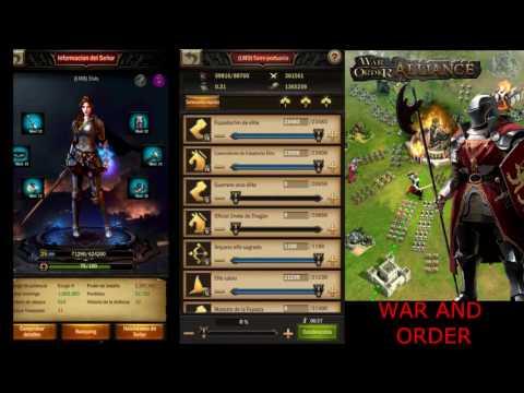 War and Order - Uso del Portal