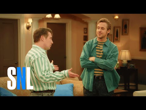 Cut For Time: Cool (Ryan Gosling) - SNL