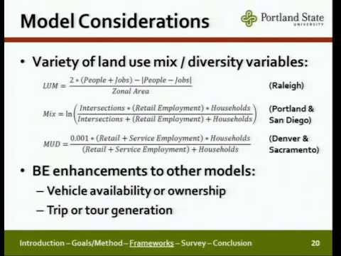 Pedestrians in Regional Travel Demand Forecasting Models: State-of-the-Practice