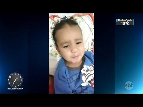 Família de bebê morto após atendimento acusa médicos de negligência | SBT Notícias (24/10/17)