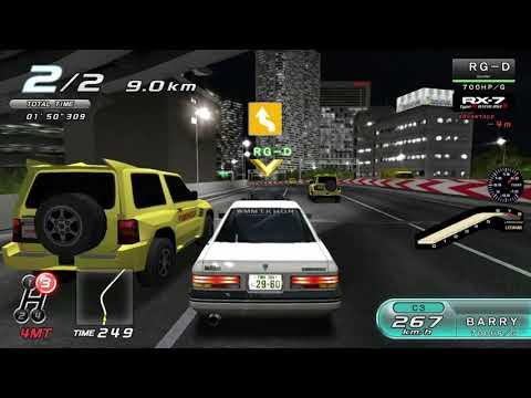 WMMT6 Battle 店內対戦 #5 Nissan Leopard 3.0 Ultima Test Drive 1 On 1