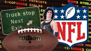 NFL Kick Off! Where to Bet Legally!