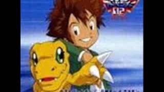 Digimon Adventure 02 Best Partner 1 - Yagami Taichi & Agumon