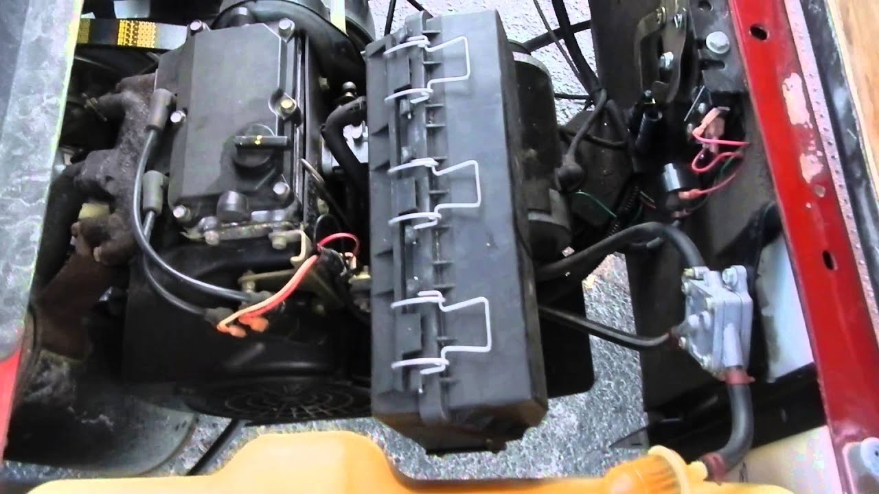 Ezgo Wiring Diagram Gas Golf Cart 2007 Pontiac G6 Stereo Reconditioned Youtube
