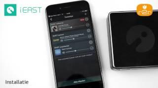 iEAST Wifi multi-room sound streamers - Unboxing, installatie en gebruik