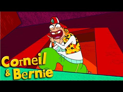 Watch my chops | Corneil & Bernie - Thats the Bomb S02E35 - Cartoon HD