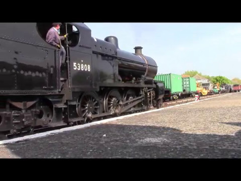 After the 2017 Spring Gala a return to the West Somerset Railway