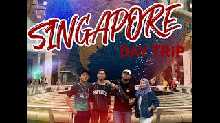 SINGAPORE DAY TRIP VIDEO | Full Record on iPhone & Oneplus