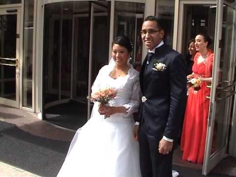 Yassine and Emma nuptial trailer