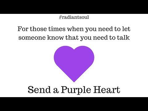 Purple Heart 💜