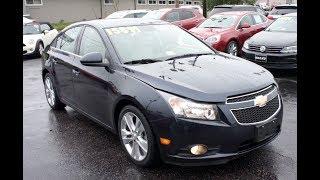 Chevrolet Cruze Videos