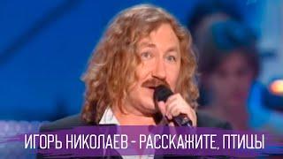 Смотреть клип Игорь Николаев - Расскажите, Птицы