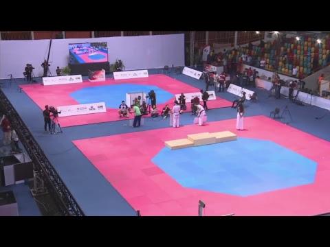 ABIDJAN 2017 WORLD TAEKWONDO GRAND PRIX FINAL