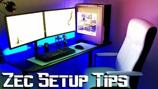 Gambar cover Zec Setup Tips #23 - GRYM SETUP OCH VINNARNA I TÄVLINGEN