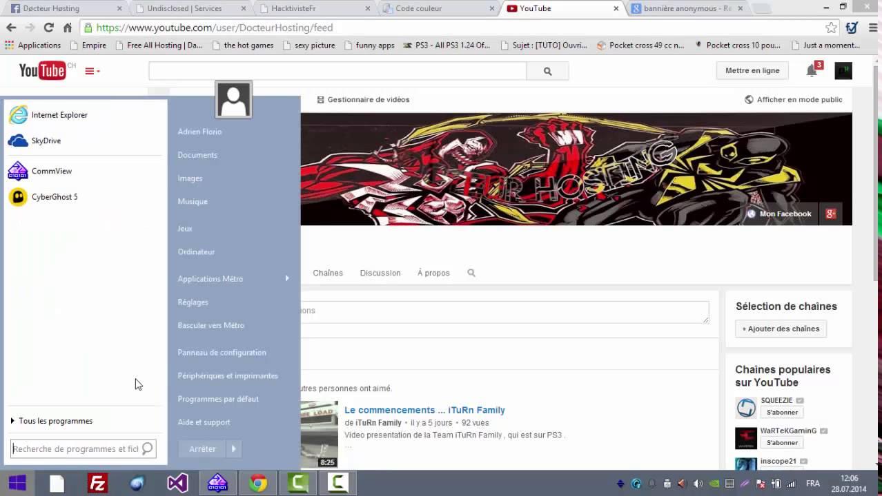 Avenir De Ma Chaine Facebook On Transformer Mon Profil En Page