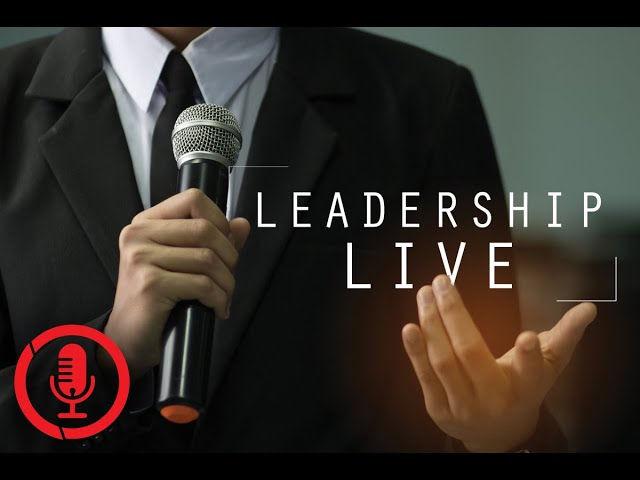 LeadershipLive 11 27 20