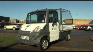 Immingham Town Council unveil new Electric Car