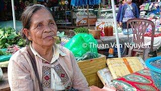 Laos || Salavan Market