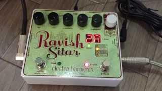 Ravish Sitar +Expression Pedal