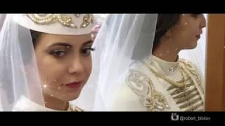 Скромная красавица Диана. Свадьба Иосифа и Дианы. Осетия 2017