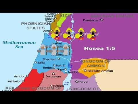 Bible Wars Bonus: Assyrian Conquest - Valley Of Jezreel