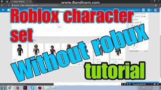Wie man Roblox ohne Robux / / Oli Version