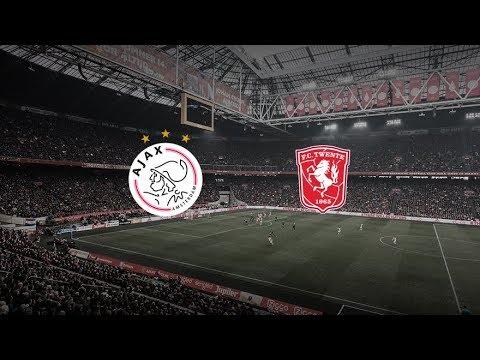 Ajax-fc twente live!