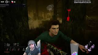 HOW TO RESPOND TO EZ - Dead by Daylight!