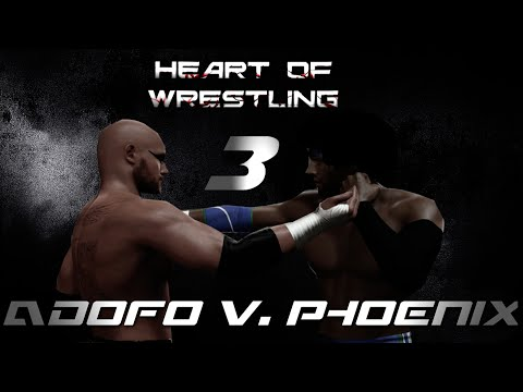 WWE 2K16 - Heart Of Wrestling Episode 3