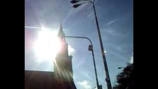pt. 3 berlin 16.10.2012 13:58 am alex volksverrat contrails himmel massenvernichtung chemtrails