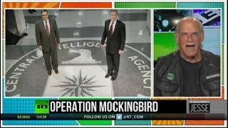 Operation Mockingbird & John Barbour