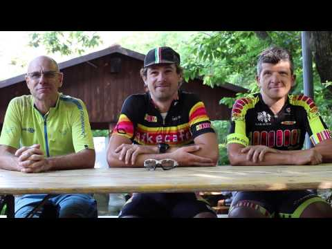 Liguria Mnt Divide 2015 - interviews to italians