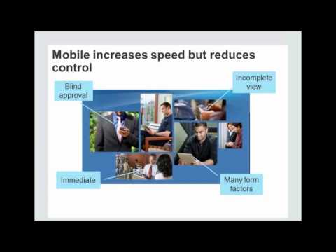 Elcom and Forrester presentation on the benefits of eProcurement