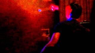 Steven R. Mcqueen Dancing With Devon Haas At Jessarae's Concert At Eyecon 10/28/11