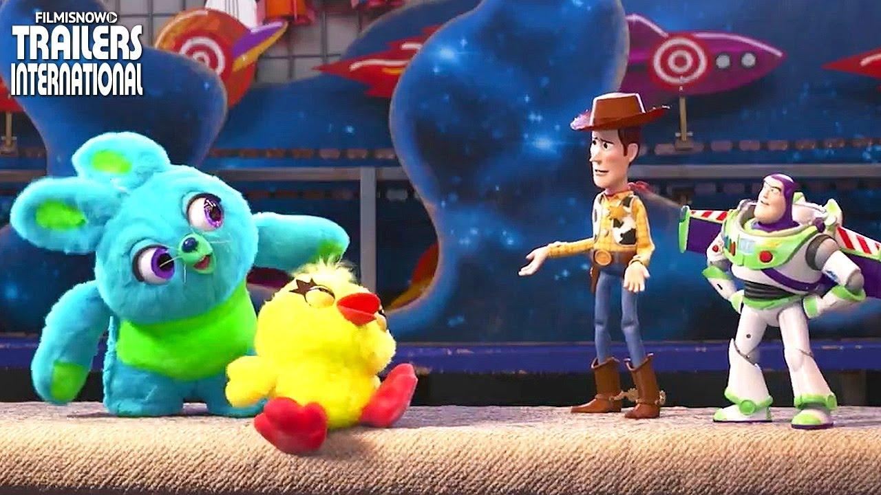 Toy Story 4 Novo Teaser Trailer 2 Disney Pixar Animação