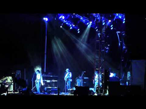 Ahead By A Century Live Tragically Hip Bobcaygeon Big Music Fest 2011