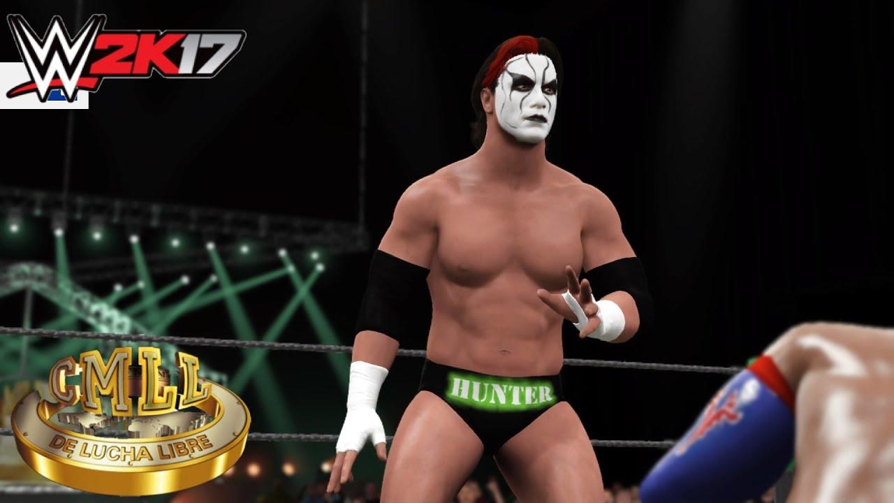 WWE2k17) カリスティコvsヨシタ...